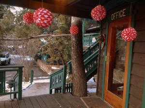 Valentine's Day en The Highland Inn