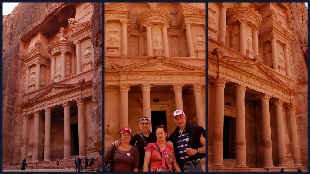 Viviendo sueños en Petra